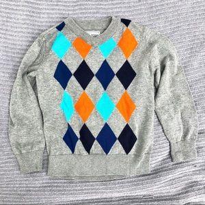 Children's Place > Boys V-Neck Sweater > 4